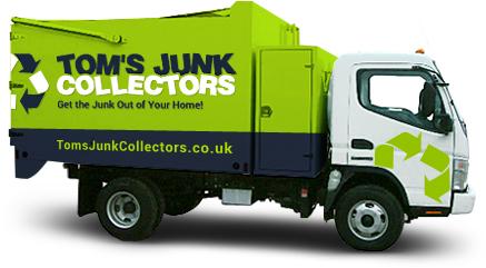 Tom's Junk Collectors Truck