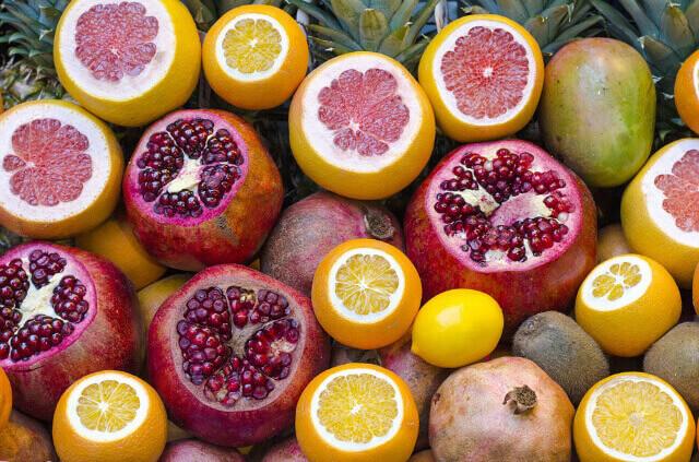 Many citruses