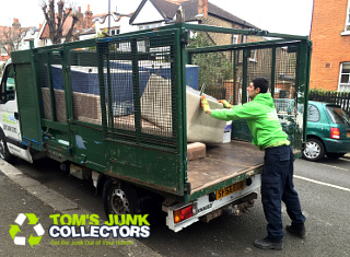 Waste Collection Brunswick Park
