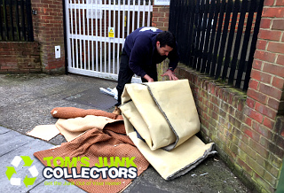 Waste Collection Cubitt Town