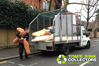 Waste Collection Earlsfield