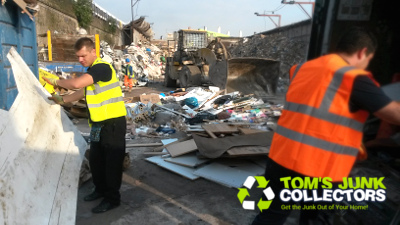London Household Re-use and Recycling Centres