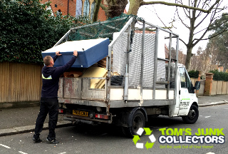 Rubbish Removals Services Haggerston